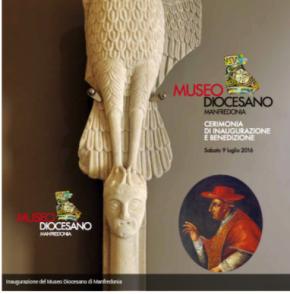 Inaugurazione del Museo Diocesano di Manfredonia