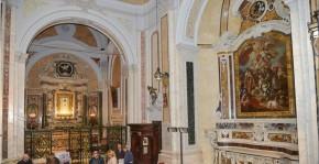 Presentazione dei lavori di restauro del Dipinto Santi Guglielmo e Pellegrino venerato nella Cattedrale di Foggia